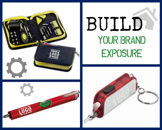 Unique Promotional Products: Construction Tools